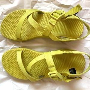 Chaco Z Cloud Celery adjustable sandal